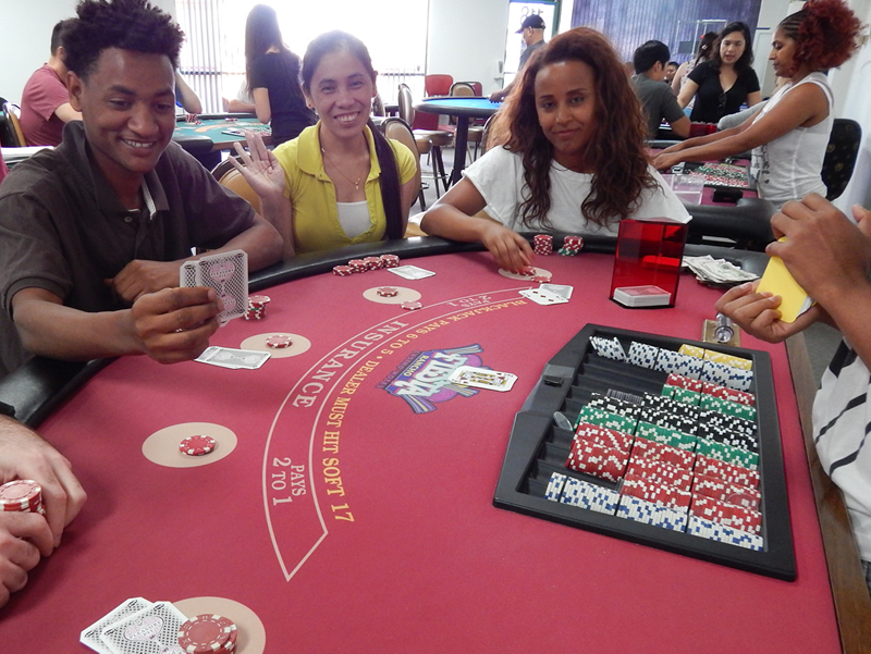 Blackjack Training