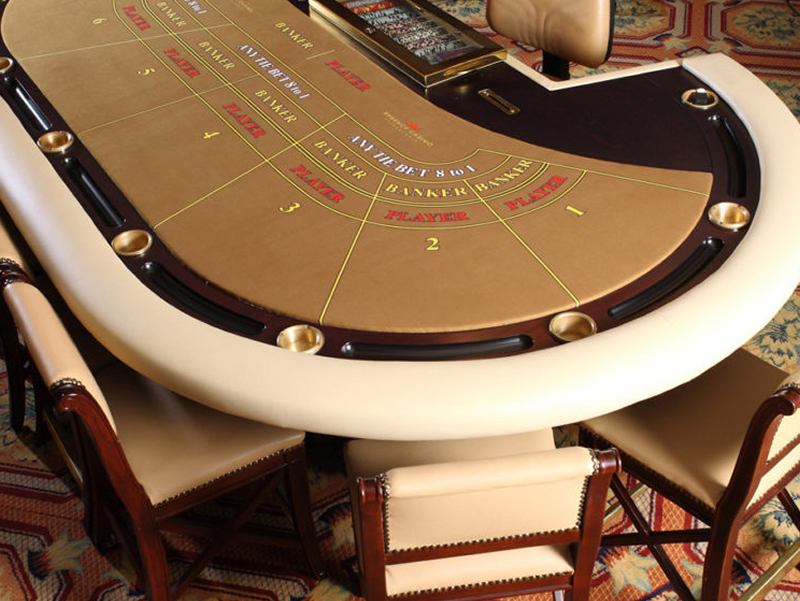 Learn to Deal Baccarat
